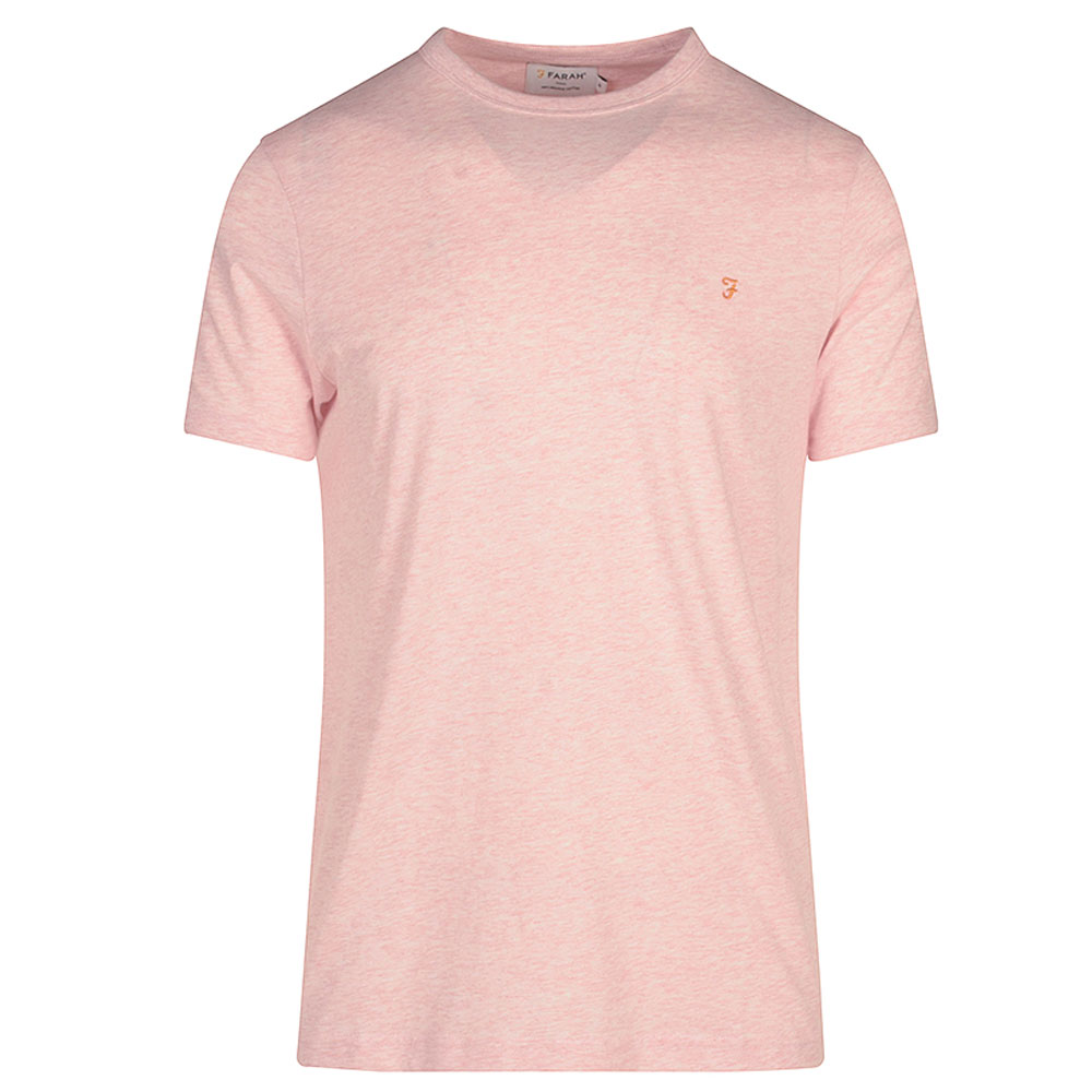 Danny SS T-Shirt in Pink