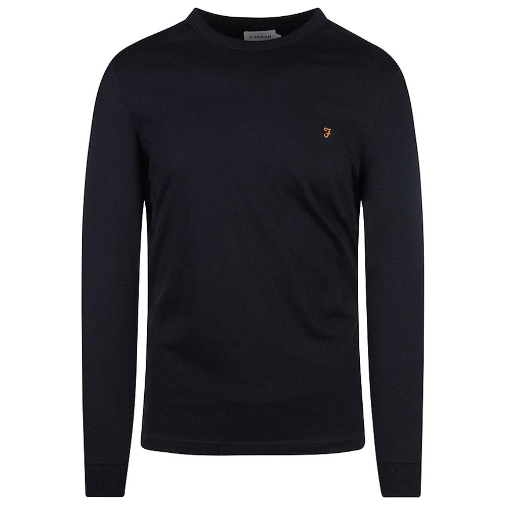 Worthington LS T-Shirt in Navy