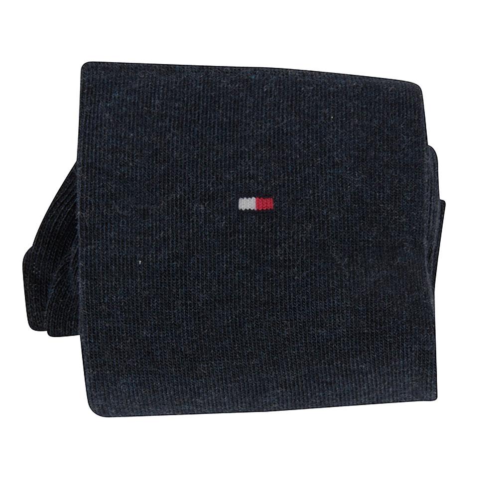 Tommy Hilfiger Logo  Sock Gift Set in Navy
