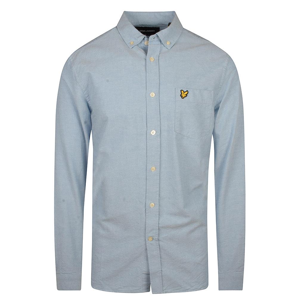 Oxford Shirt in Lt Blue