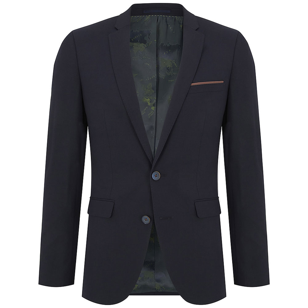 Lanzo Suit in Navy