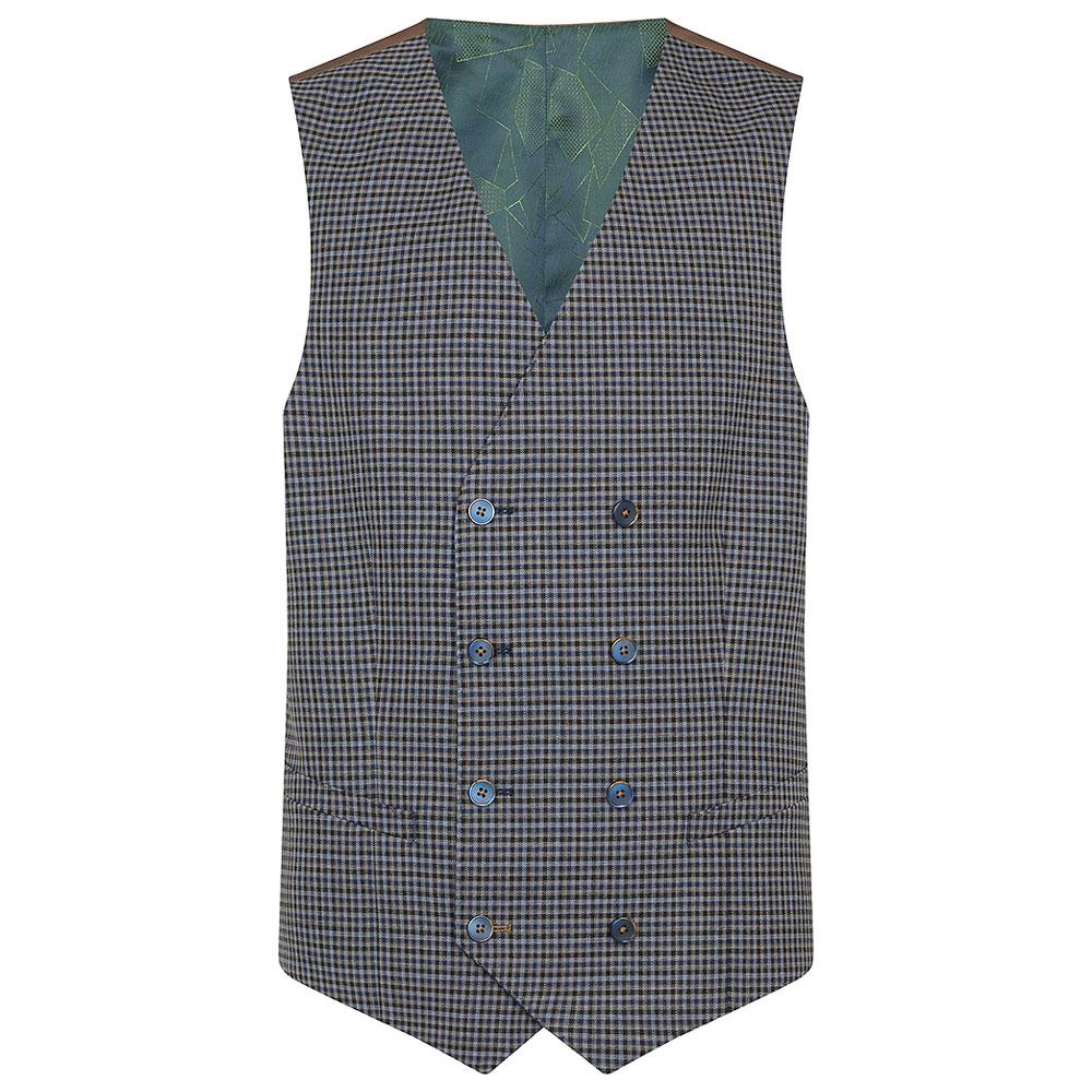 Larenzo Waistcoat in Grey