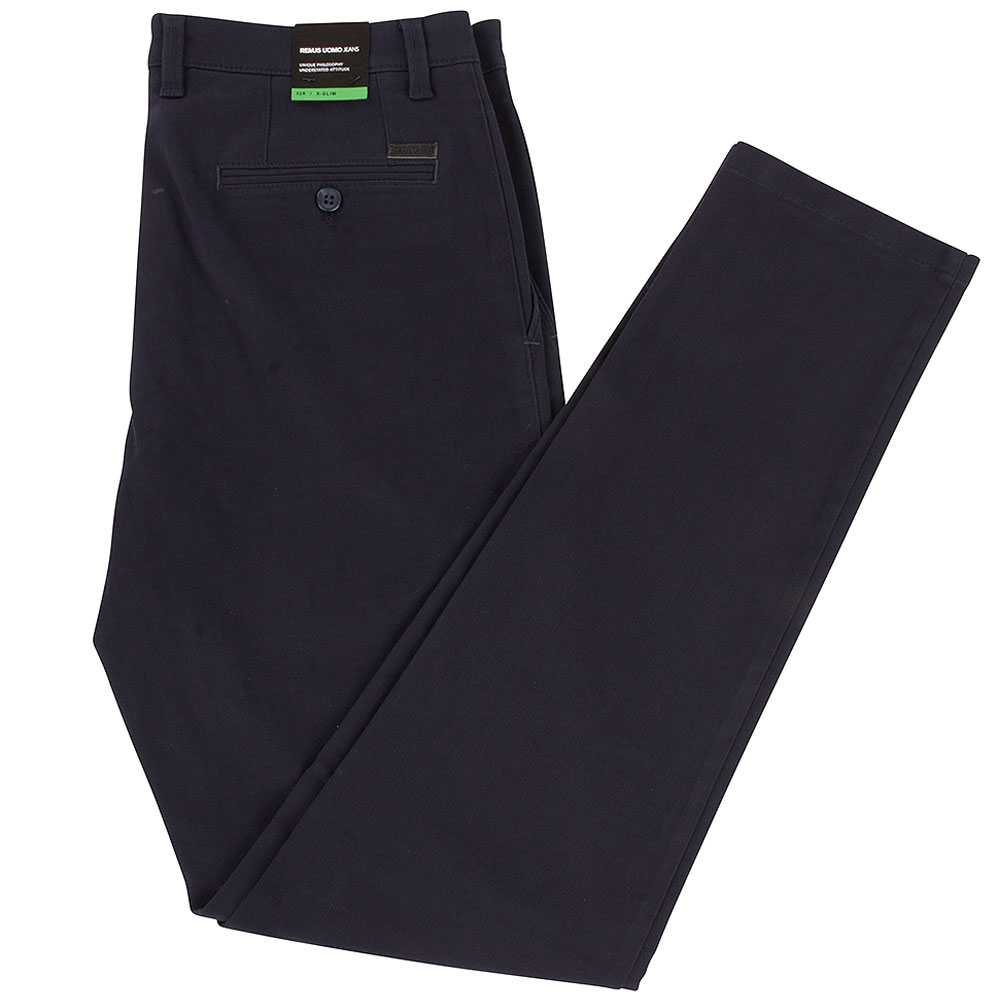 Aldino Trouser in Navy