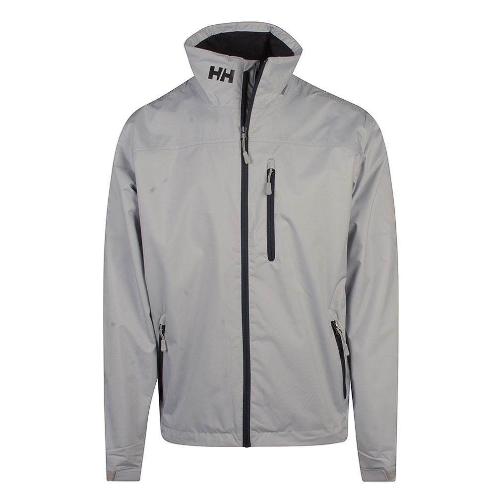 Crew Mid Layer Jacket in Grey
