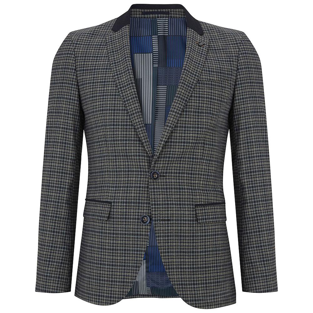 Giovann Jacket in Grey