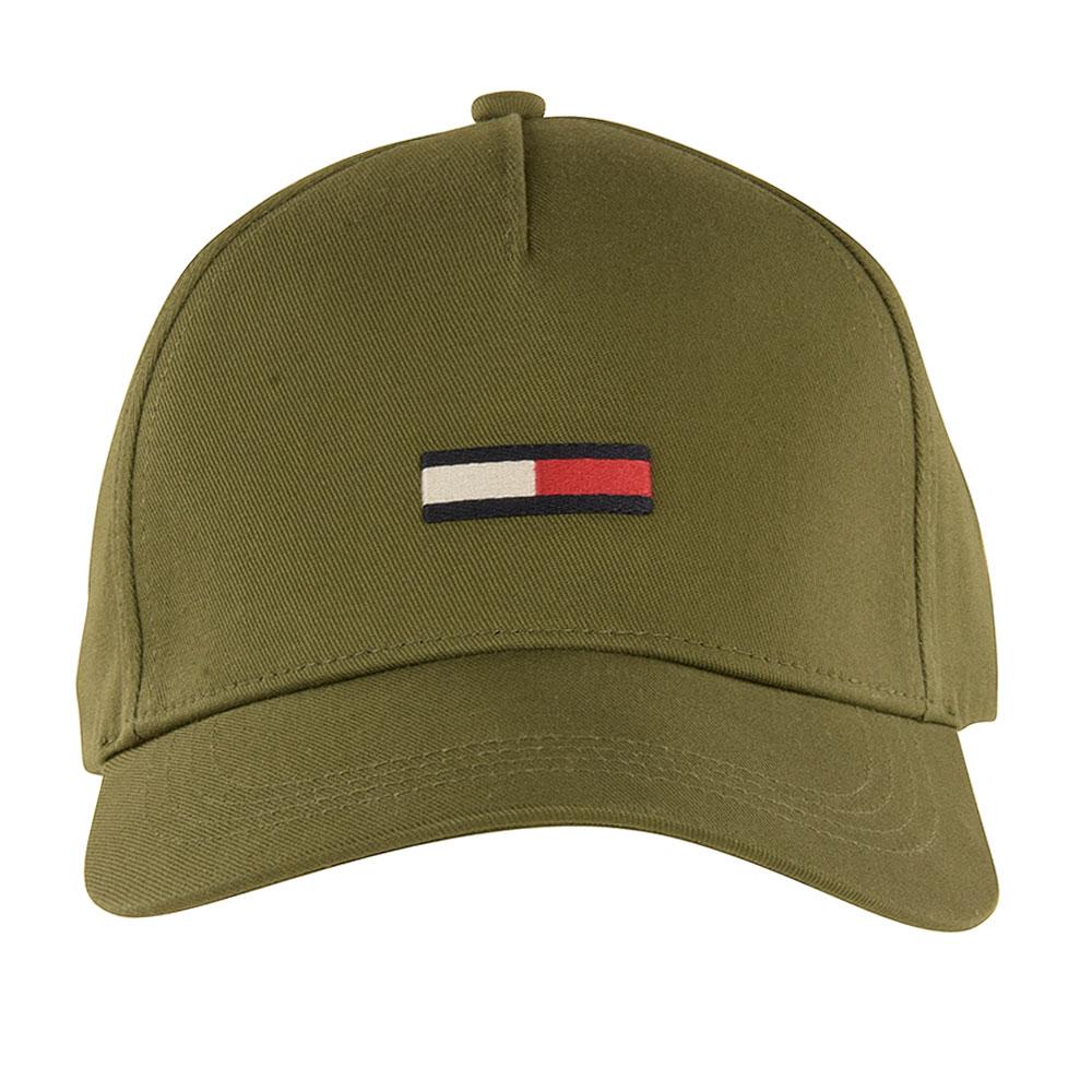 TJM Flag Cap in Green