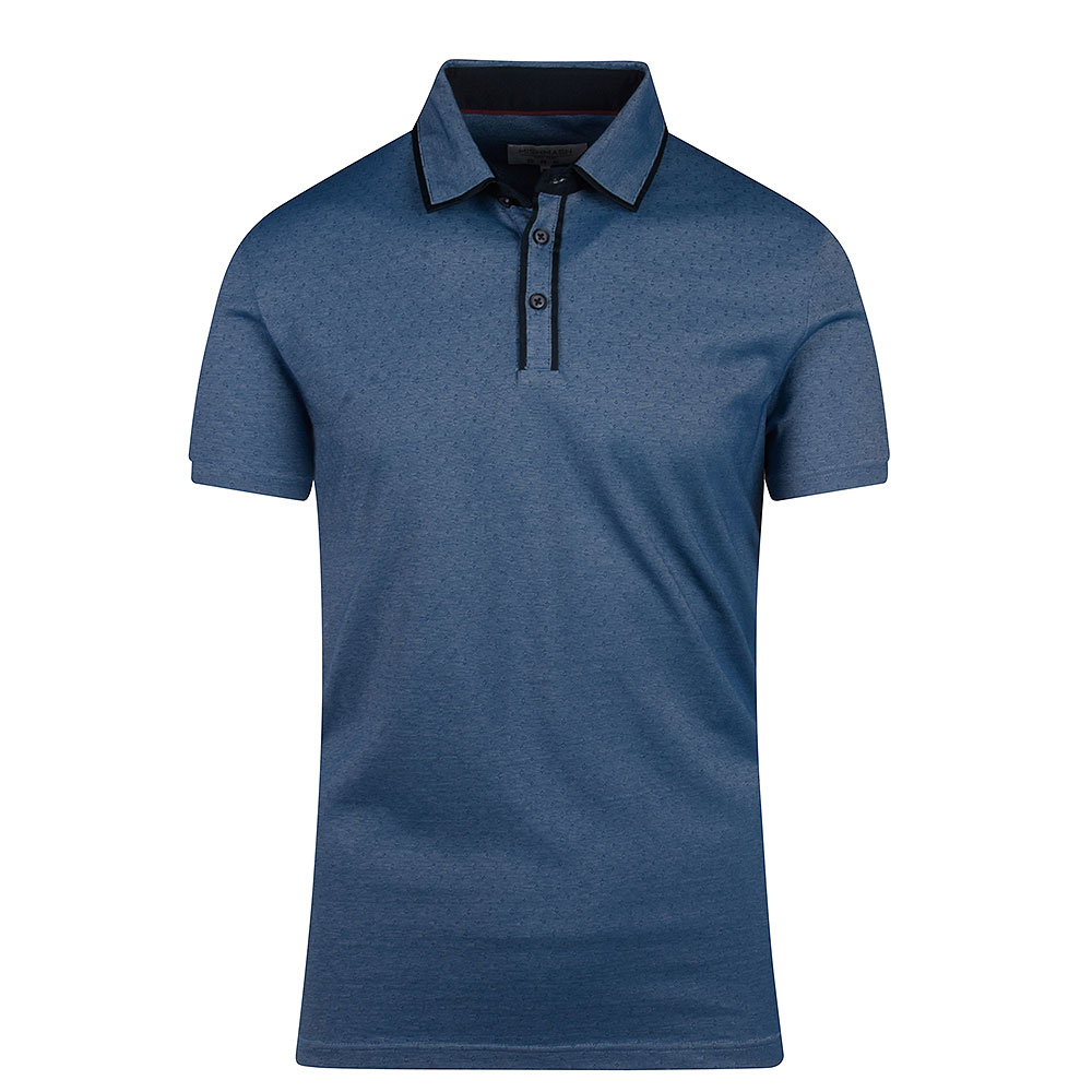 Morby Polo Shirt in Blue