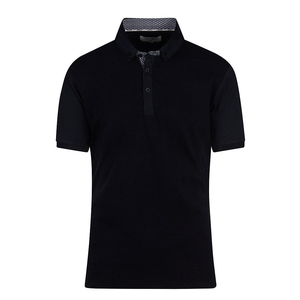 Belham Polo Shirt in Navy
