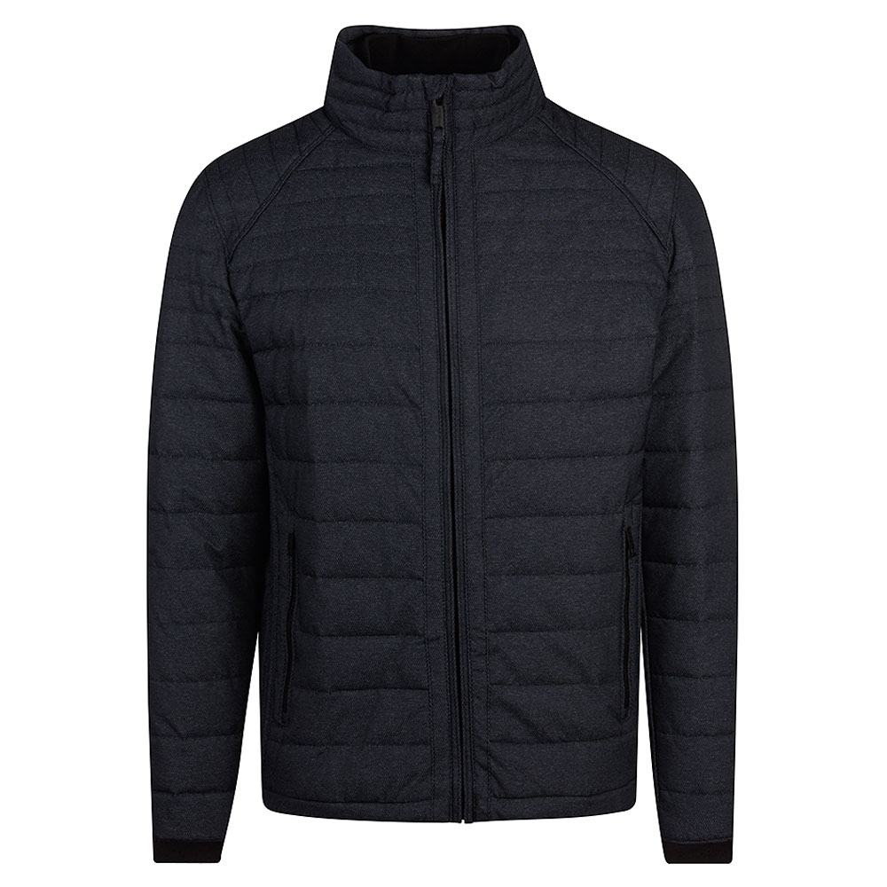 Classic Padded Jacket in Navy