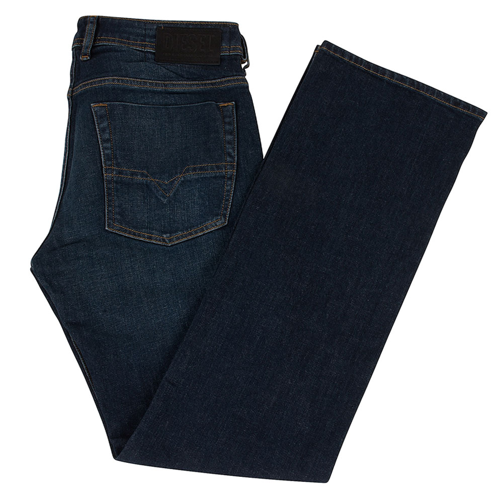 Zanity Bootcut Jeans in Mid Stn