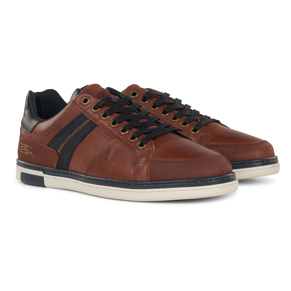 Wren Shoe in Tan