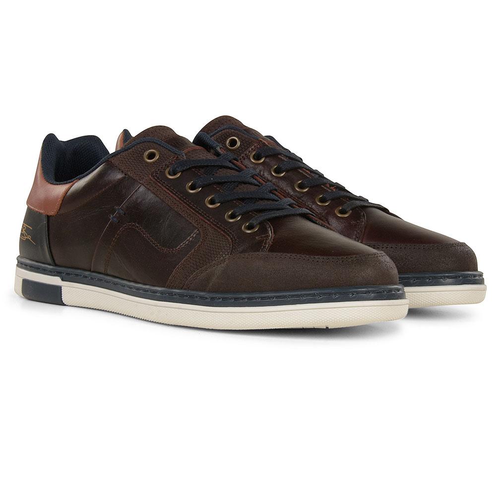 Wycherley Shoe in Brown