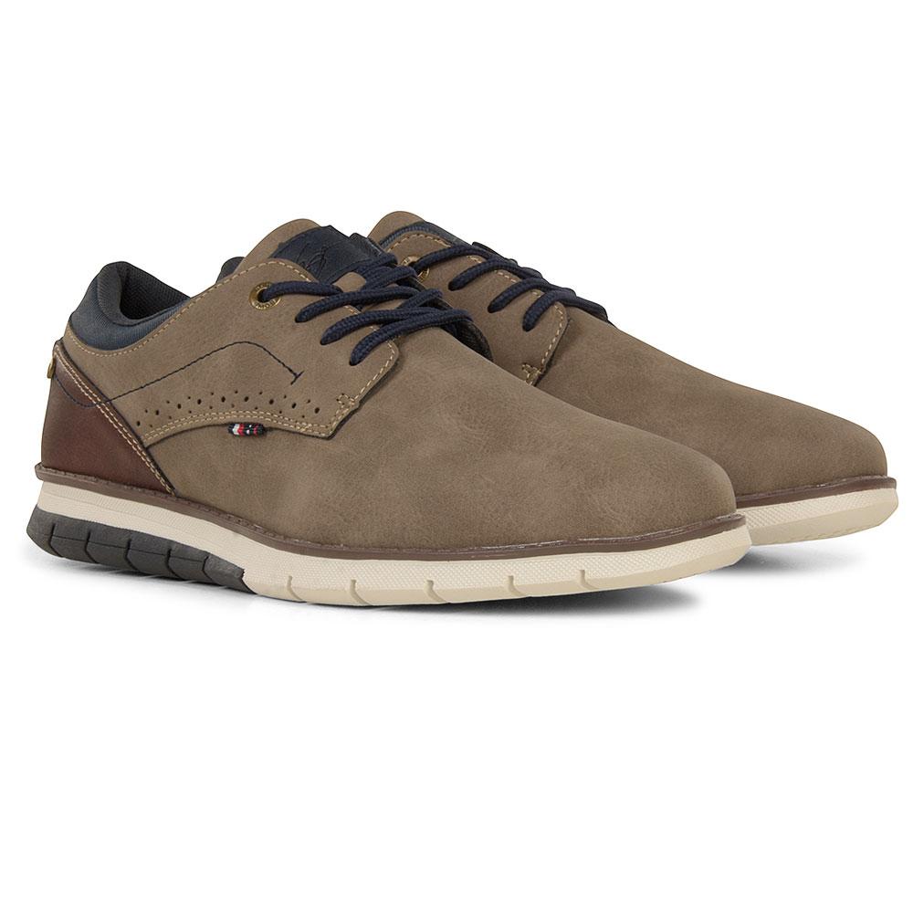 Marshall Shoe in Lt Grey