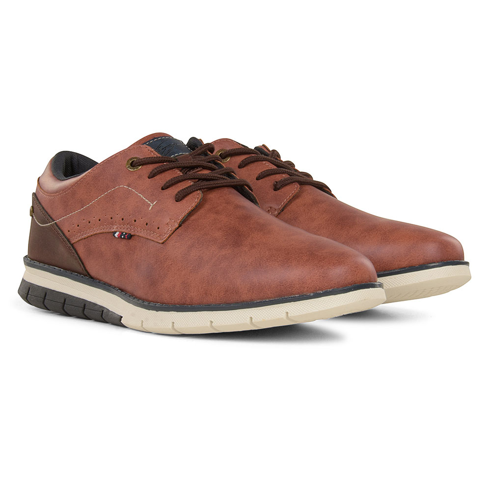 Marshall Shoe in Tan
