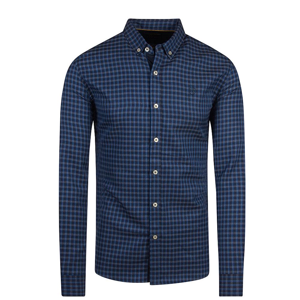 Huddersfield Shirt in Blue