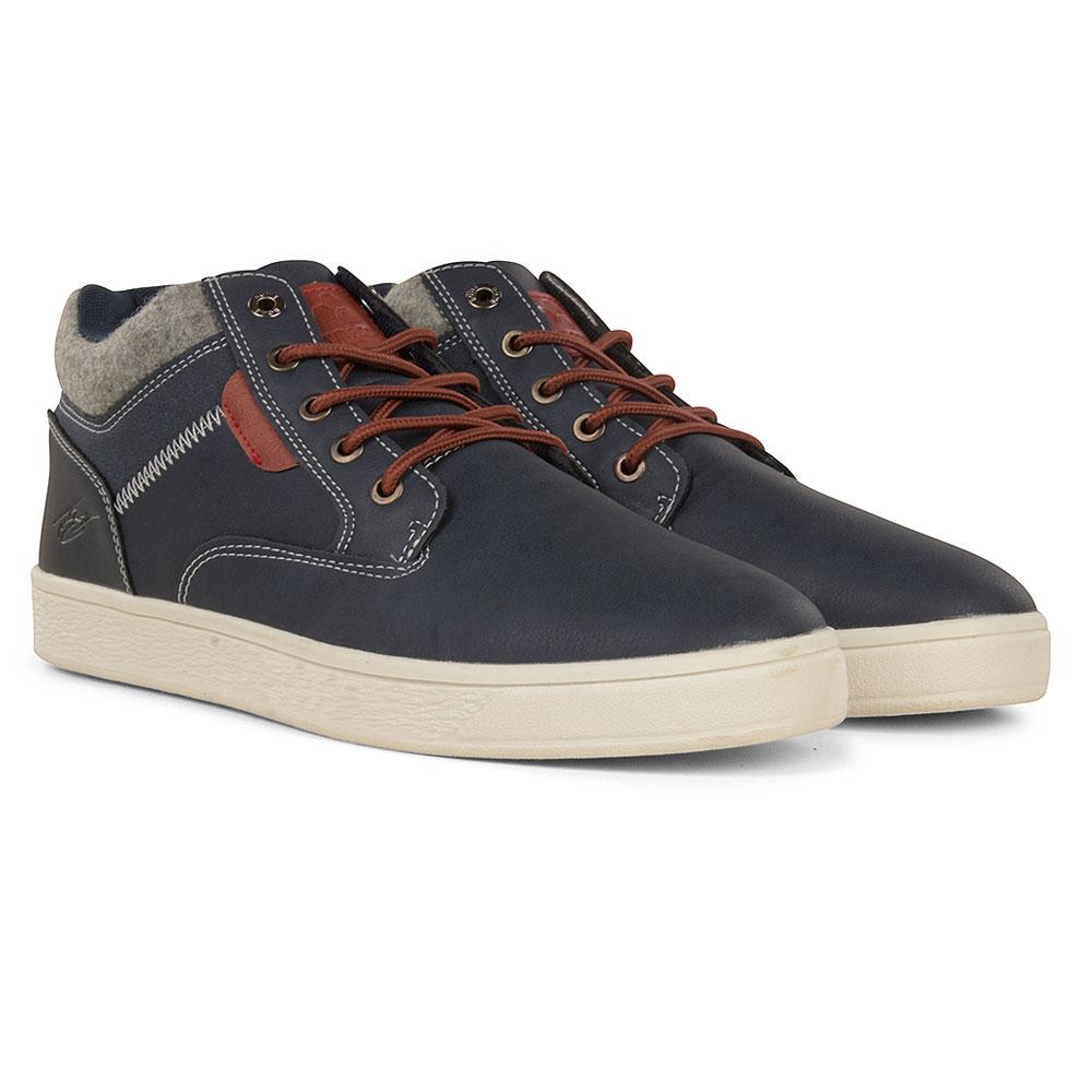 Gregan Sneaker in Navy