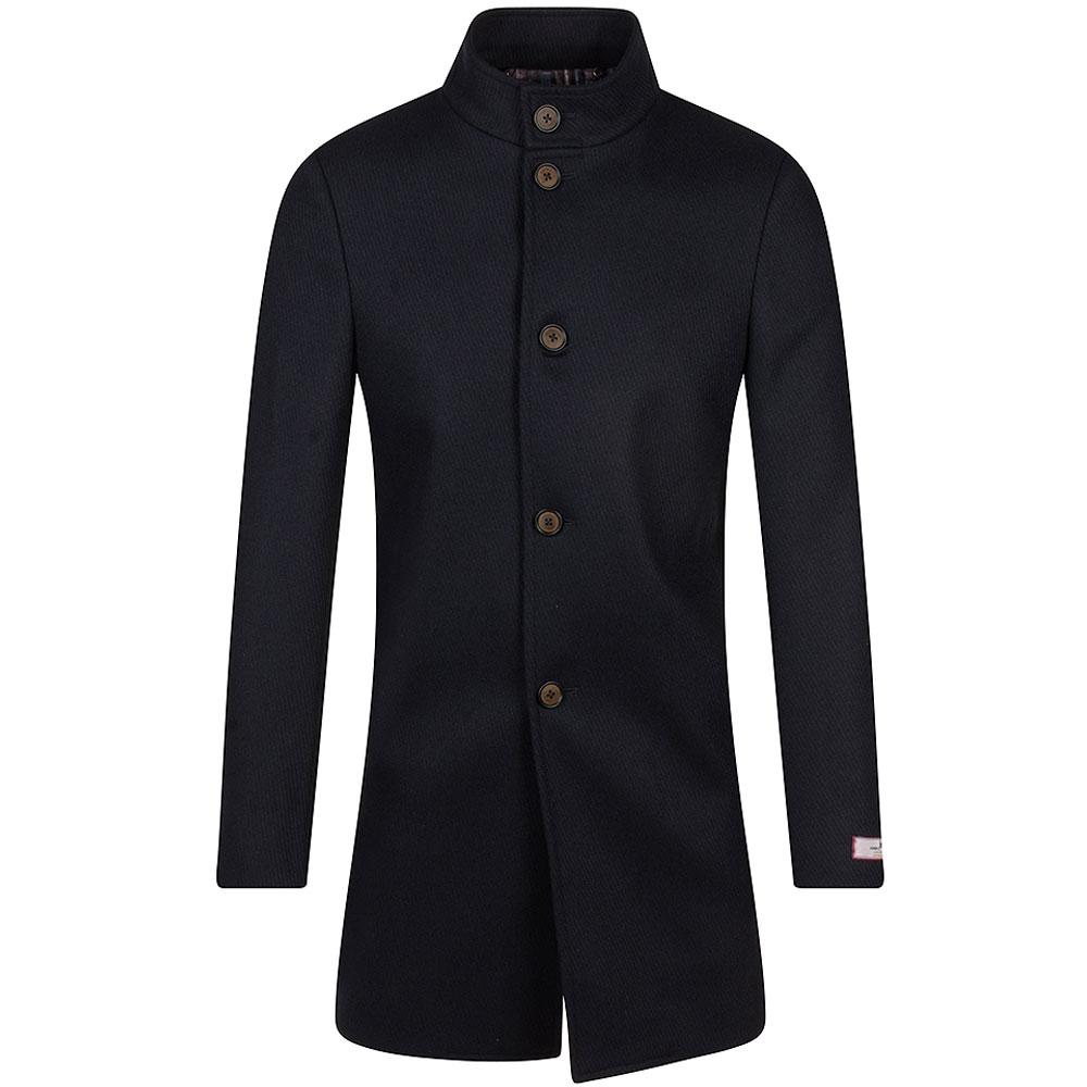 Mayfair Overcoat in Navy