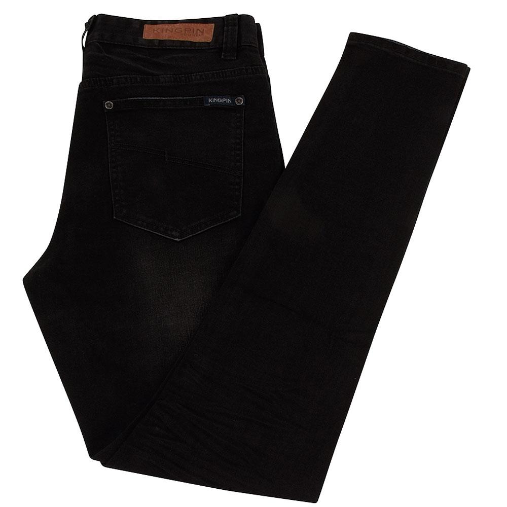 Liam Skinny Jean in Black