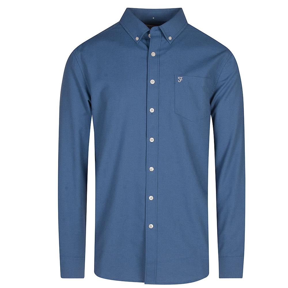 Drayton Shirt in Blue