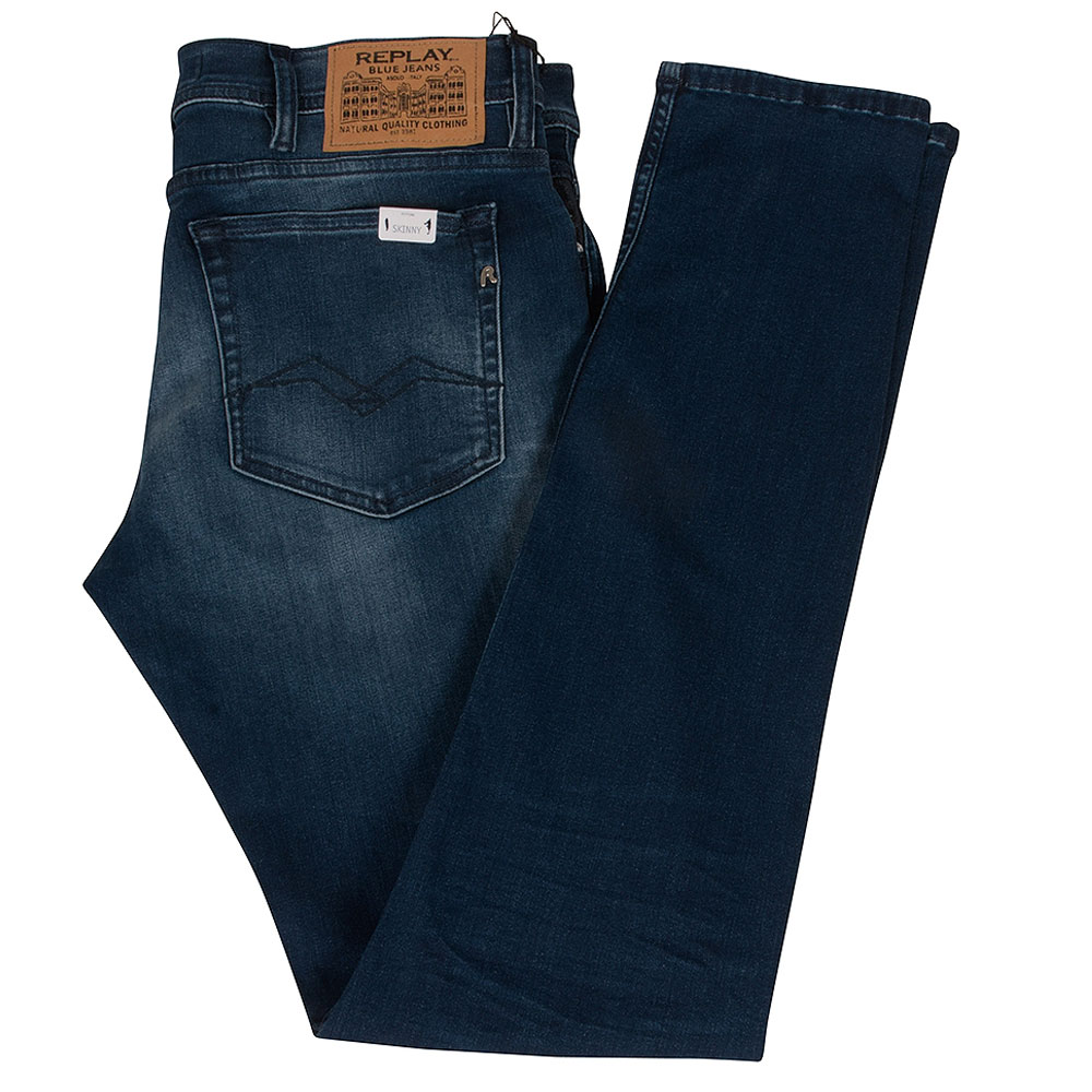 Jondill Skinny Jean in Mid Stn