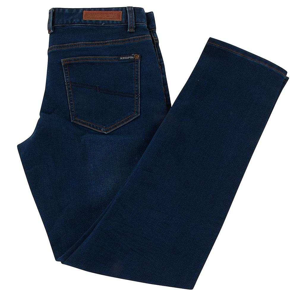Gilmore Slim Fitting Jean in Stonewash