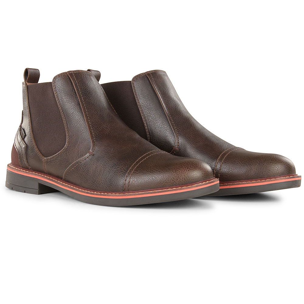 Daly Boot in Brown
