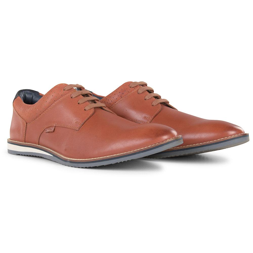 Fagan Shoe in Tan