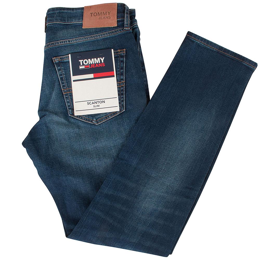 Scanton Slim Fit Jeans in Stonewash
