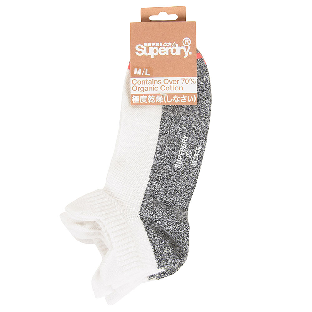 Sportstyle Ankle Socks in White