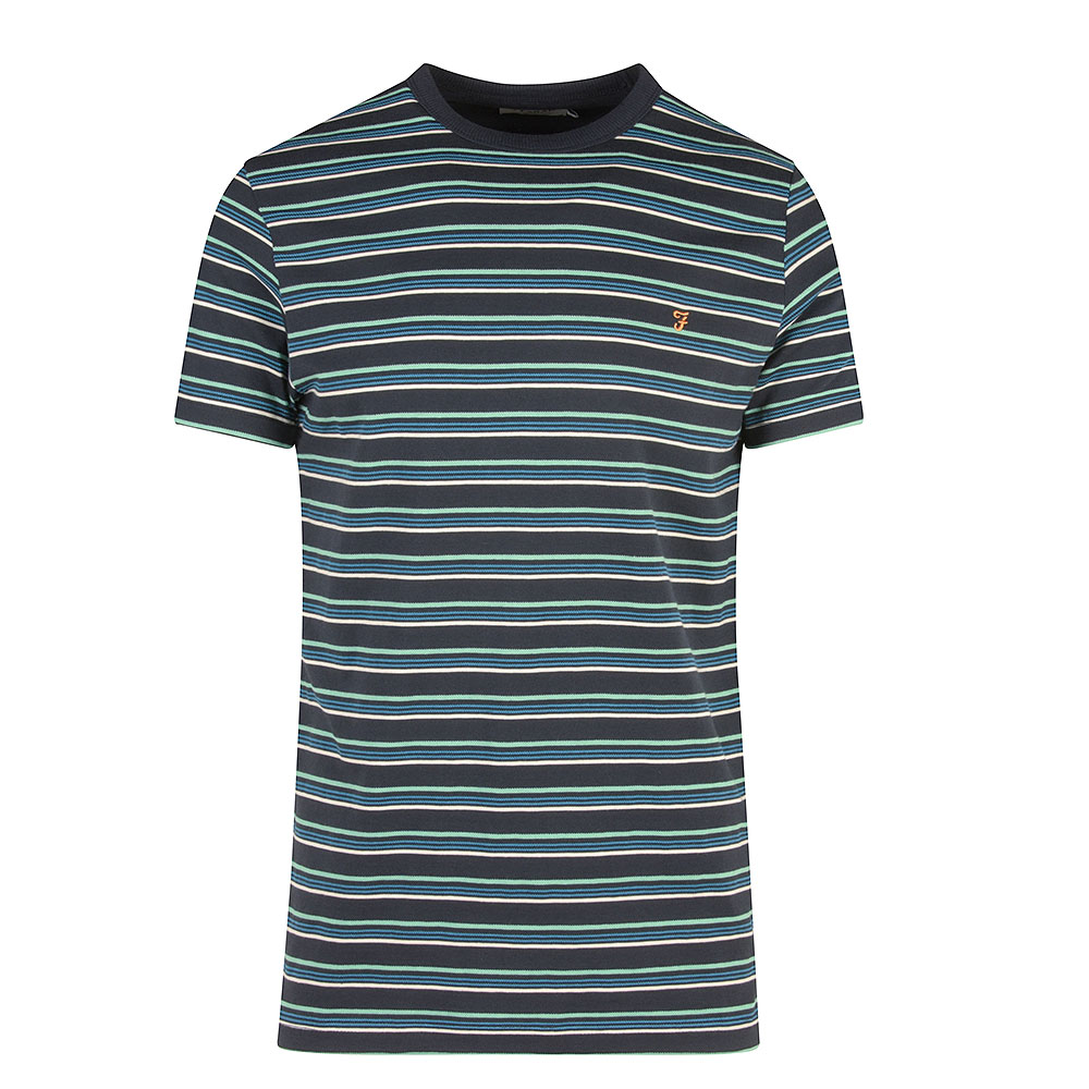 Canyon SS T-Shirt in Navy