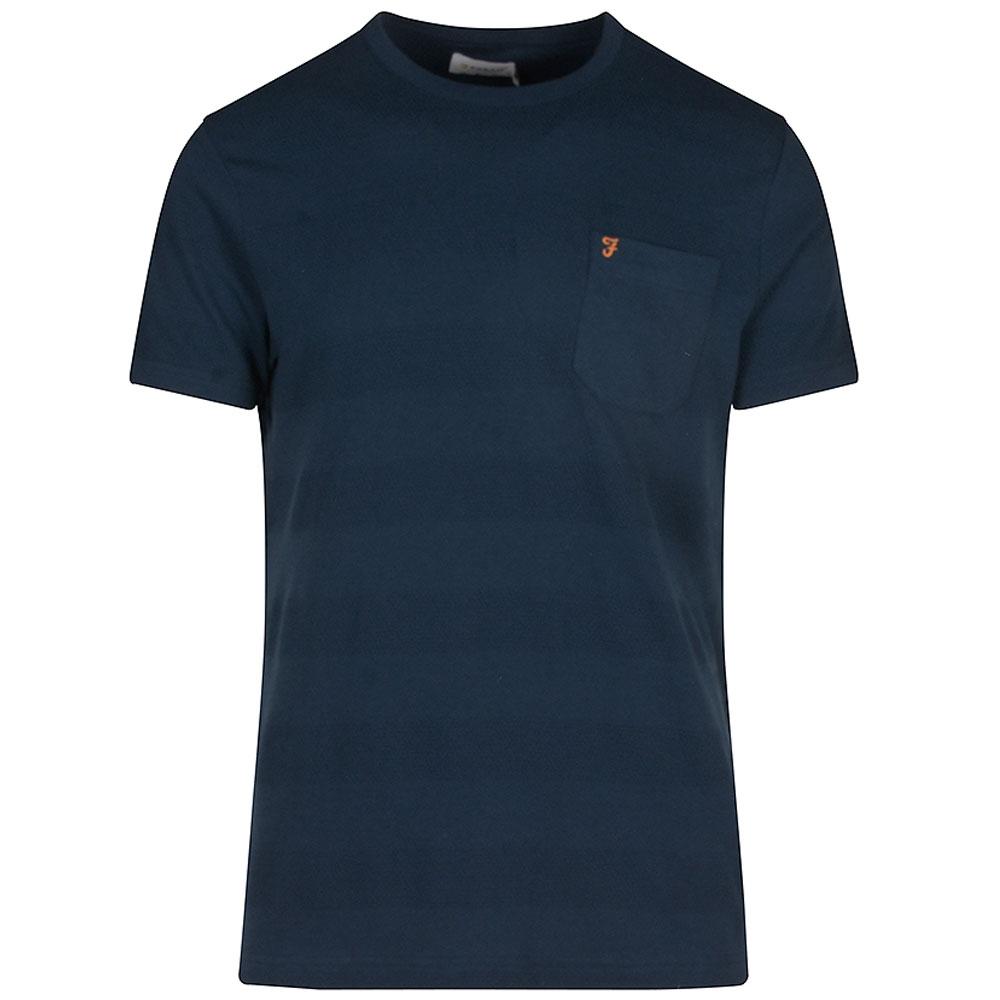 Sabana SS T-Shirt in Navy