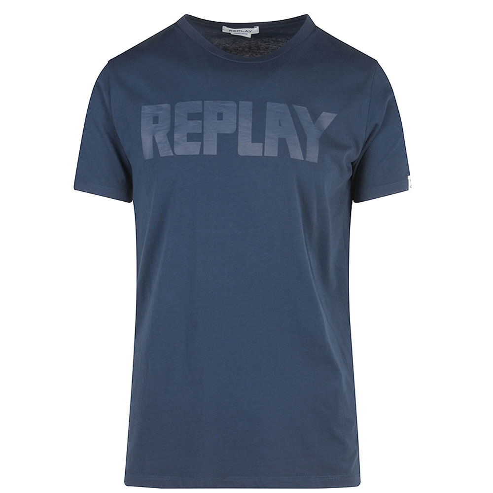 Therma T-Shirt in Navy