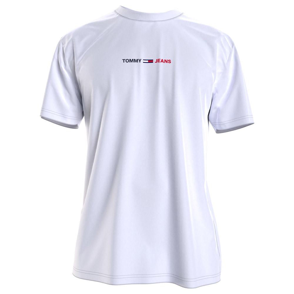 Linear Logo T-Shirt in White