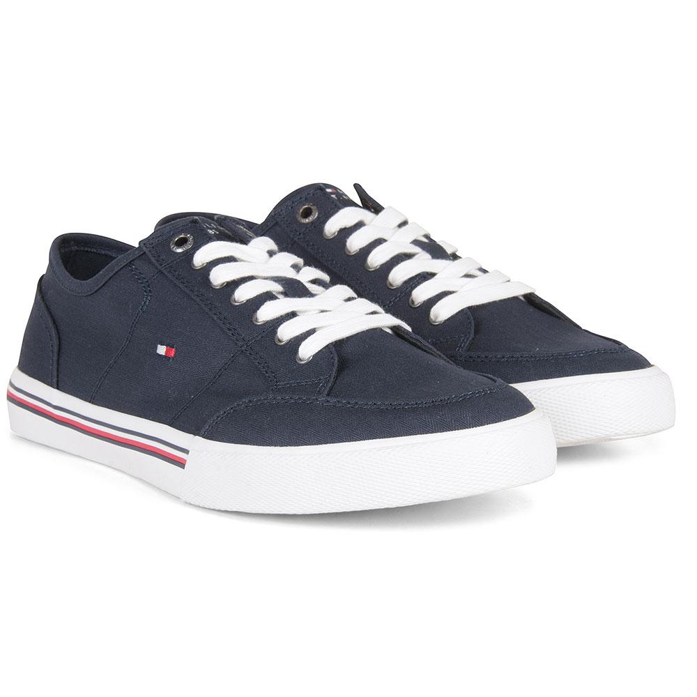 Core Corporate Sneaker in Navy