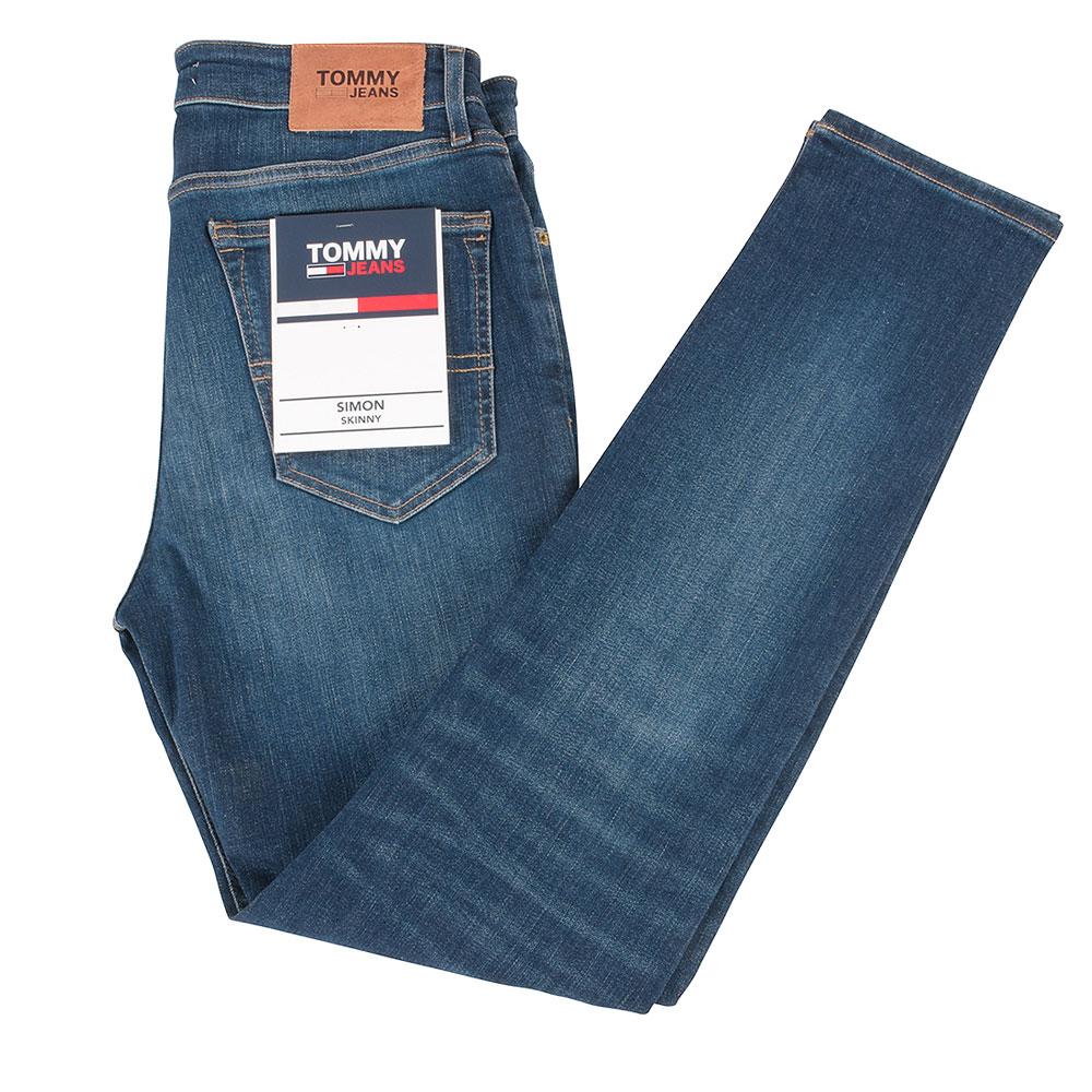 Simon Skinny Jeans in Indigo
