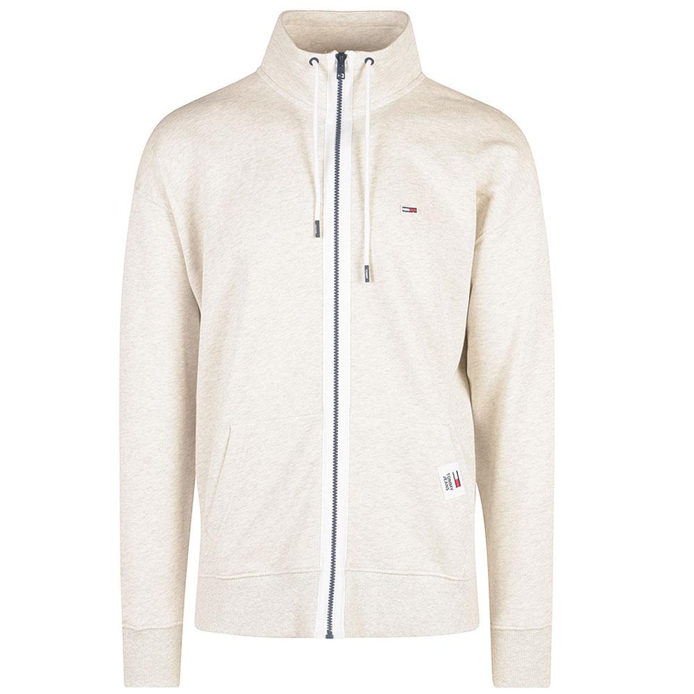 Solid Track Jacket in Grey