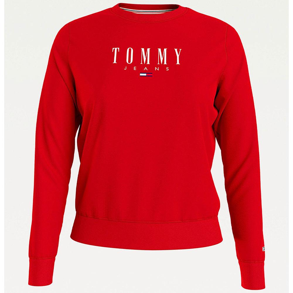 Essential Sweatshirt in Red