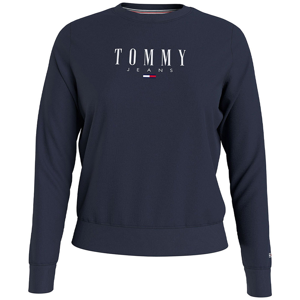 Essential Sweatshirt in Navy
