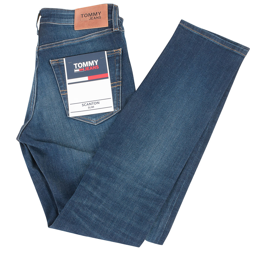 Scanton Slim Jeans in Indigo