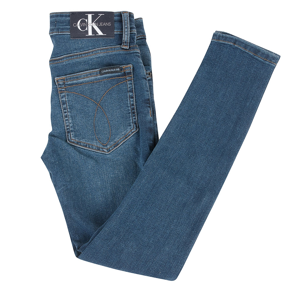 Kids Skinny Jeans in Blue