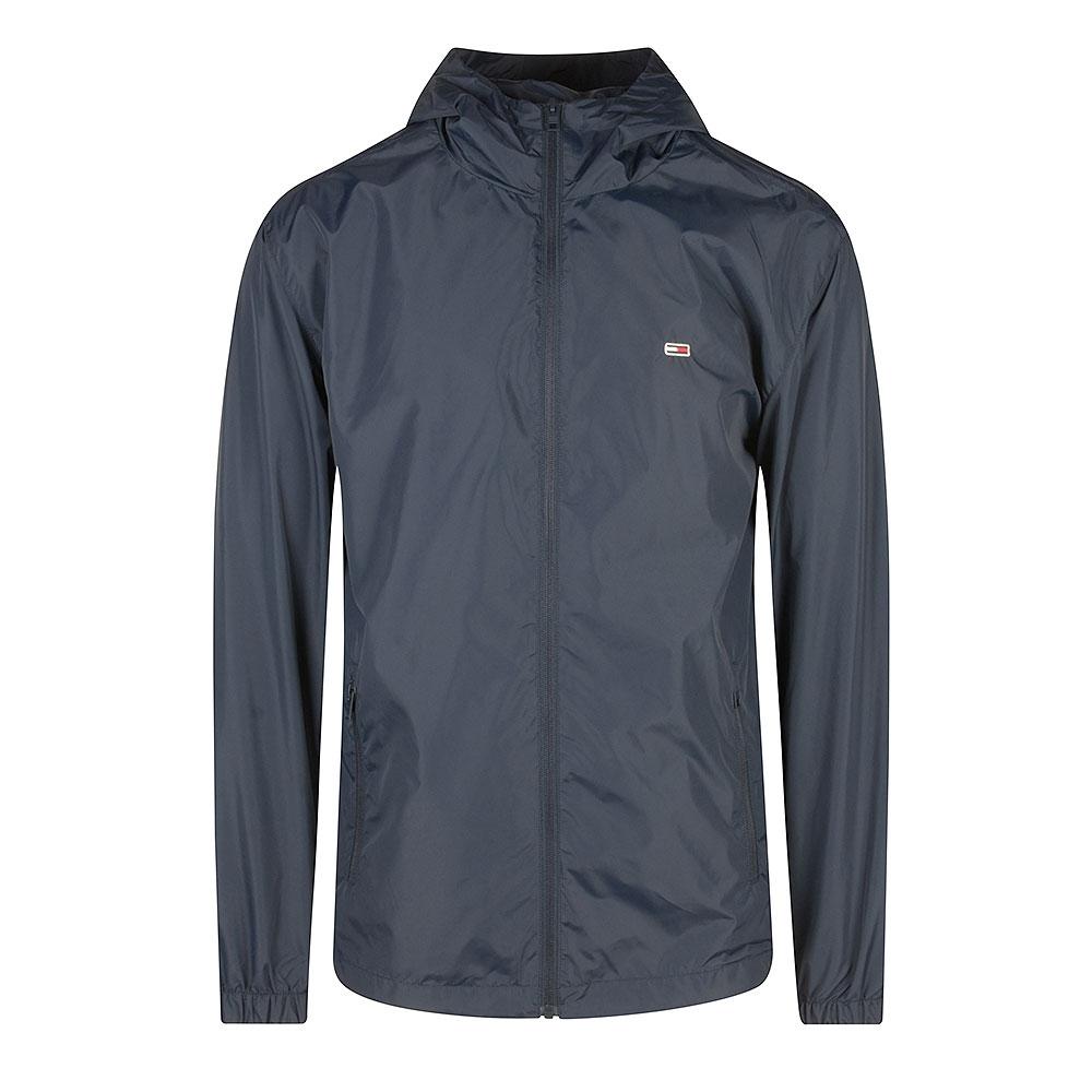 Packable Windbre Jacket in Navy