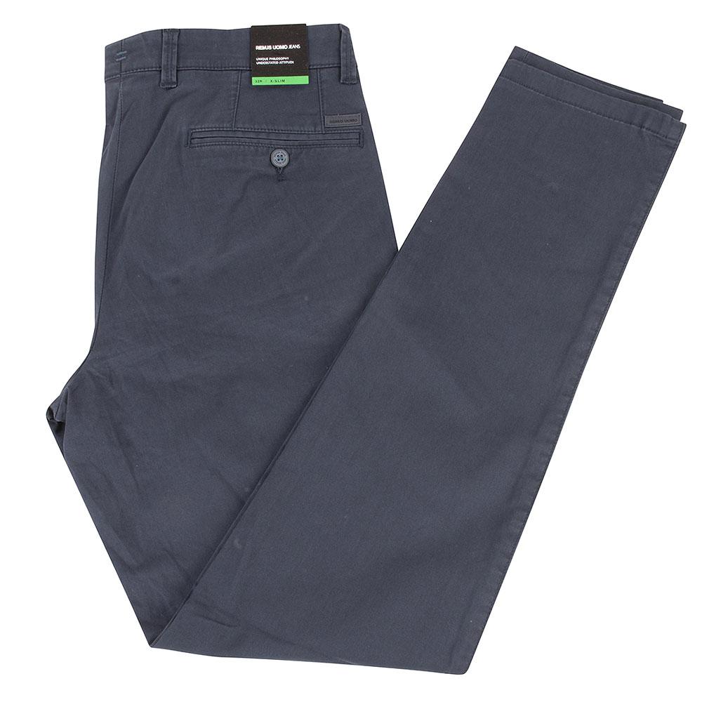Alonzo Trouser in Navy