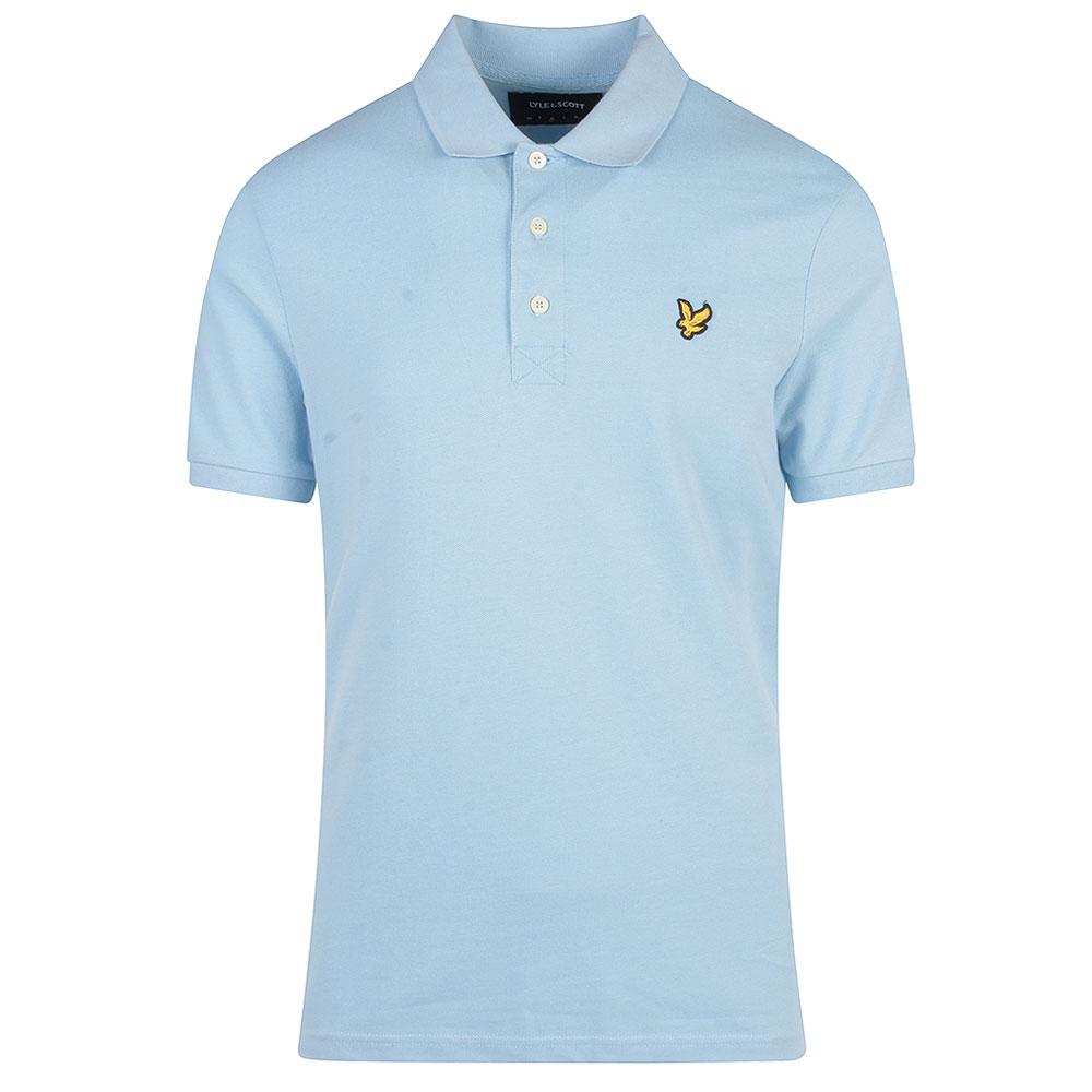 Polo Shirt in Lt Blue