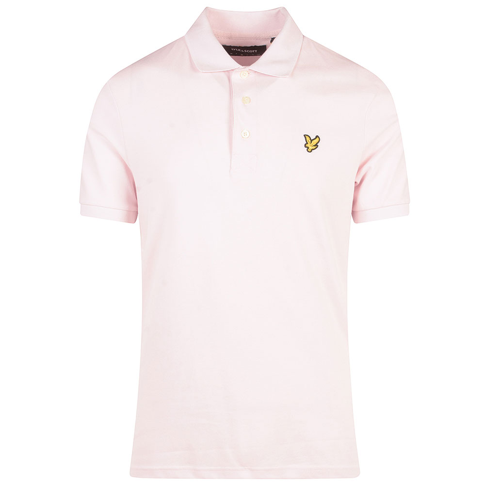 Polo Shirt in Pink