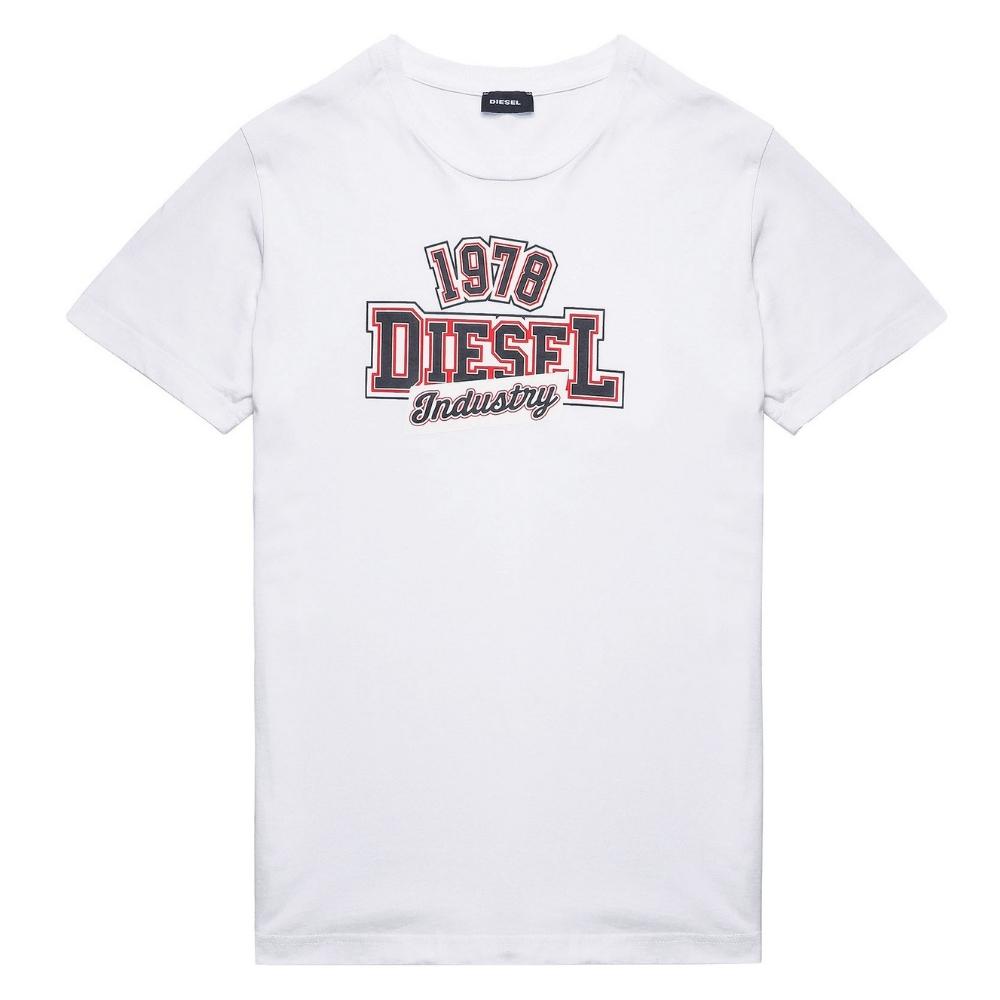 Diegos K-26 T-Shirt in White