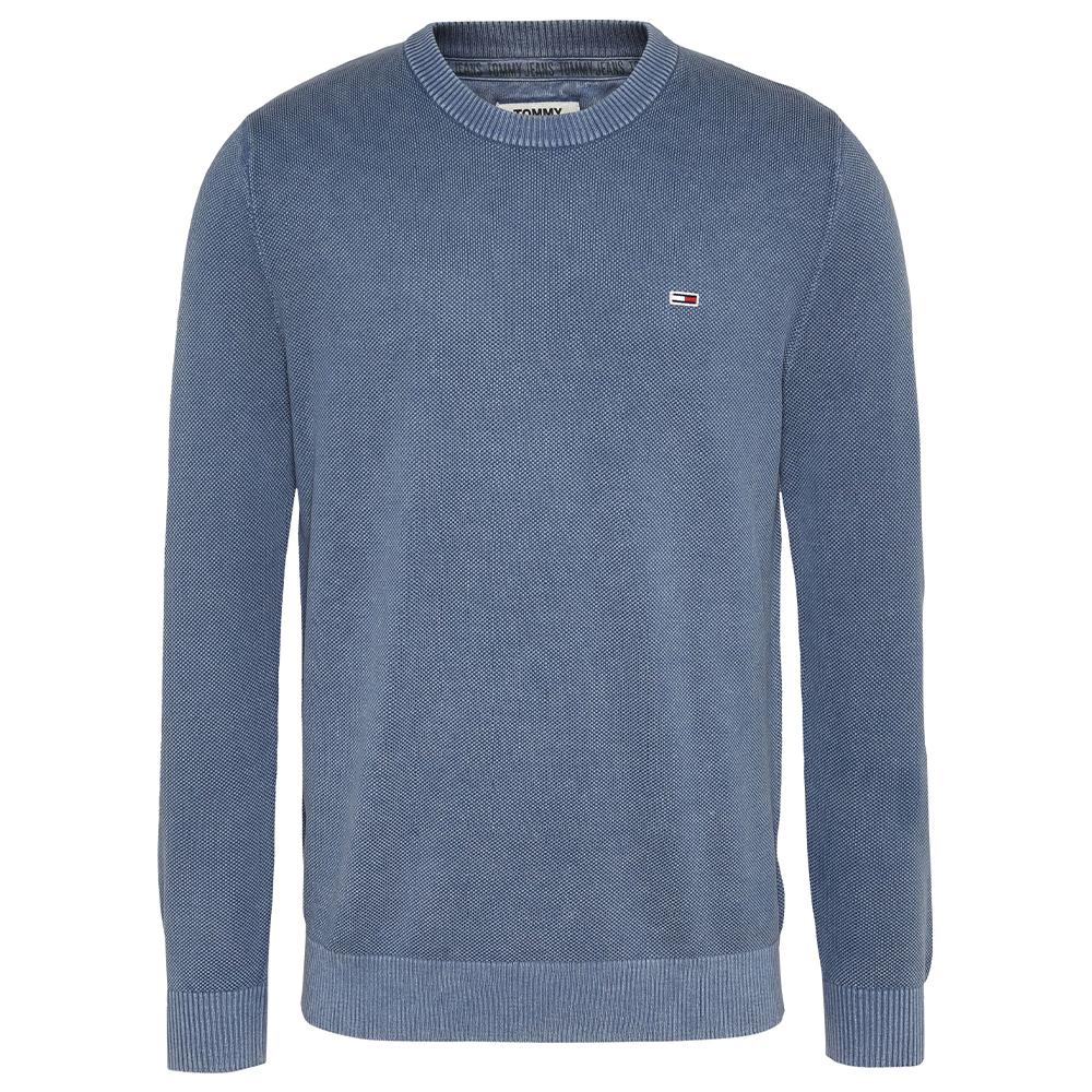 Lightweight Sweater in Indigo