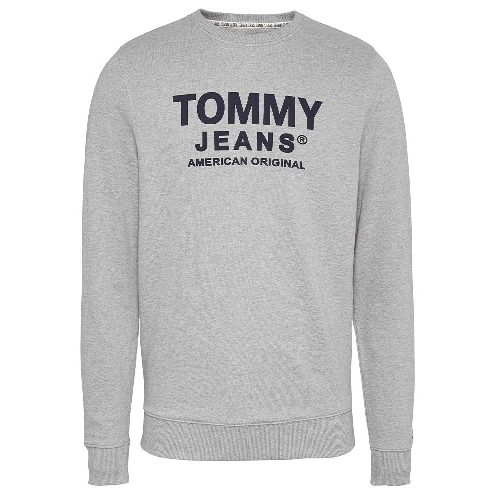 Graphic Sweatshirt in Lt Grey