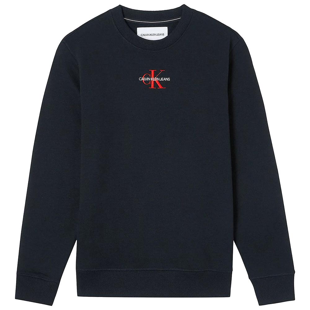 Iconic Essential Sweatshirt in Black