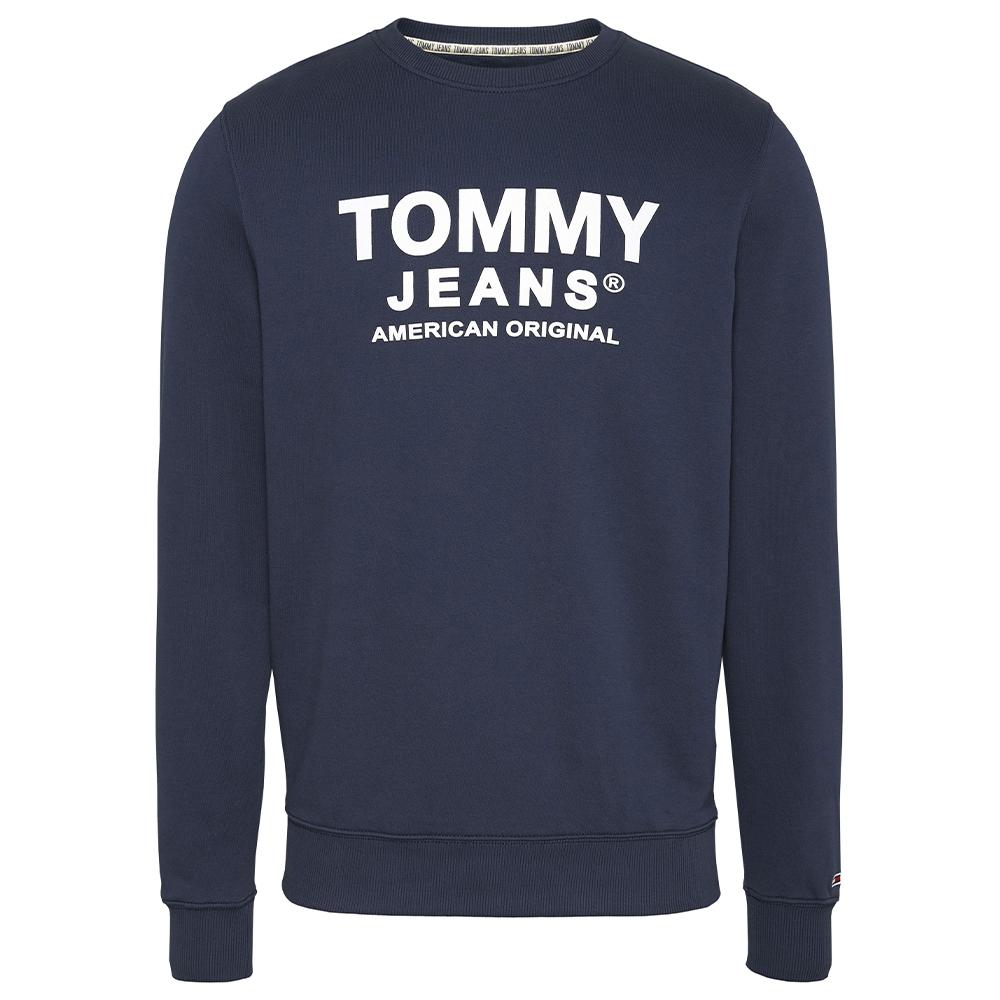 Graphic Sweatshirt in Navy